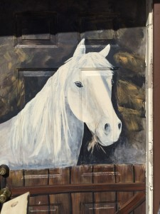 Horse Murals 7 Big Bear CA 2015